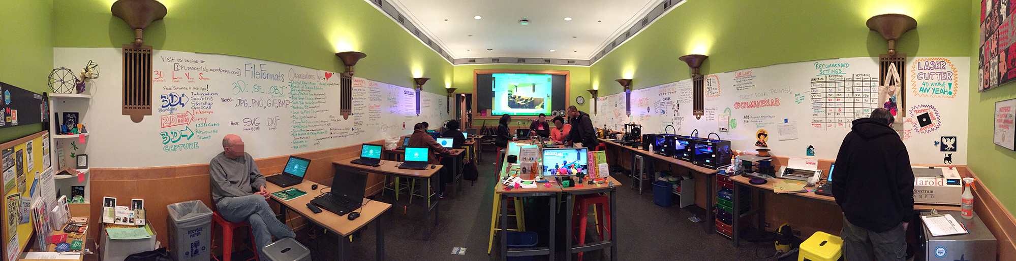 CPL Maker Lab